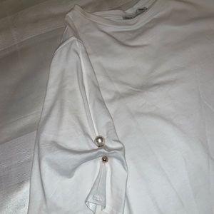 Plain Zara t shirt